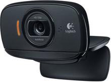 Logitech HD Webcam B525 - Nettkamera - farge - 1920 x 1080 - lyd - USB 2.0