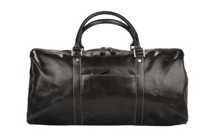 Kastrup 2 Weekender bag - Dark brown