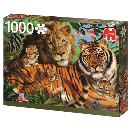 Wild Cats 1000 palaa