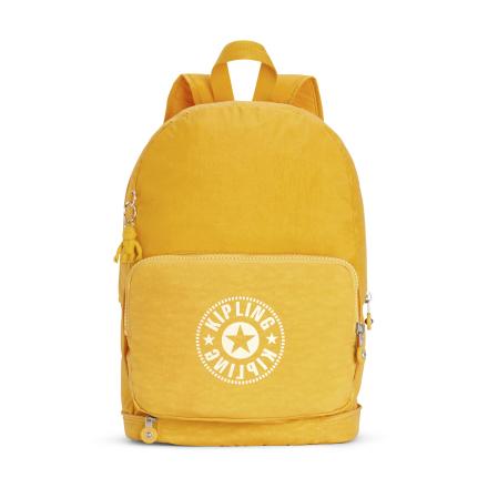 Classic Niman Fold -kokoontaiteltava reppu, Lively Yellow