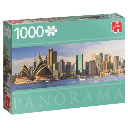 Sydney Skyline, Australia 1000 palaa panorama