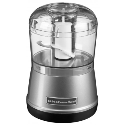 KitchenAid Multihakker Sølv 0,83L