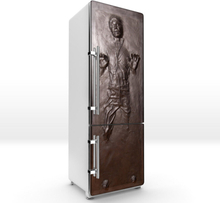 Aufkleber Kühlschrank Han Solo