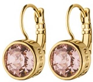 Dyrberg/Kern Louise Vintage Earrings Vintage Rose One size