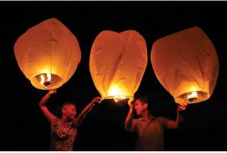 Khom Loy - Sky Lantern