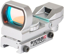 Swiss Arms Multi Dot Sight Silver