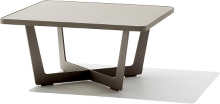 Time out soffbord Taupe 81x43 cm