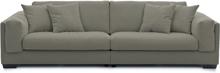 Feather 3-sits soffa Eskimo 8028