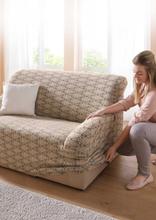 Sohvan irtopäällinen, 2:n ist. - beige - Gr. 0 von Textil Dohle + Menk