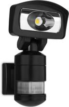 LED strålkastare med motorstyrt huvud