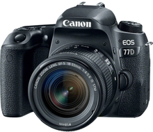 Canon EOS 77D Kit (EF-S 18-55mm IS STM)