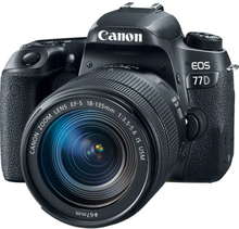 Canon EOS 77D Kit (EF-S 18-135mm IS USM)
