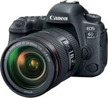 Canon EOS 6D Mark II Kit (EF 24-105mm F4L IS USM II)