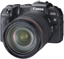 Canon EOS RP Kit (Mount Adapter EF-EOS R) (RF 24-105mm f/4L IS USM)