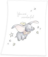 Dumbo - -Tepper - hvit, grå