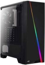 Cylon RGB - Chassi - Miditower - Svart