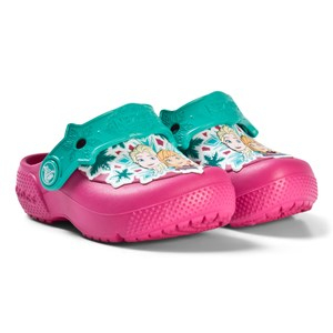Crocs Crocs Fun Lab Frozen Clog K Candy Pink C4 (EU 19/20) - Babyshop