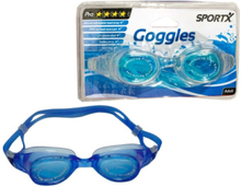 SportX Adult Swimming Goggles Pro