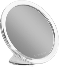 Adjustable suction mirror x10 magnifying