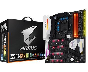 Aorus by Gigabyte GA-Z270X-Gaming 9