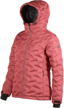 FÅK Red Mountain Welded Down Jacket Women Dame dunjakker mellomlag Rosa 44