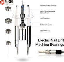 Electric Nail Drill Machine Bearing MR148zz MR126zz MR106zz MR104zz 623zz 693zz 684zz MR128zz 10PCS Dental Handle Ball Bearings
