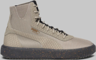 PUMA Breaker Hi Blocked Elephant Skin / Puma Black