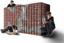 Battlezone Mega Wall