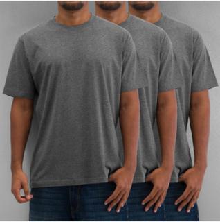 Dickies Mænd T-shirts Dickies i grå, S