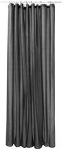 Duschdraperi Kritstrecksrandig, 180x200 cm