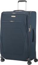 Samsonite Spark SNG mjuk resväska, 4 hjul, 79 cm , Blå