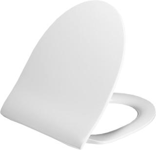 WC-Sits Saniscan Sign Soft Close Vit