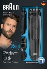 Braun Face and Head