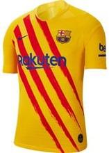 Barcelona Trenings T-Skjorte Senyera 2019/20 Vapor