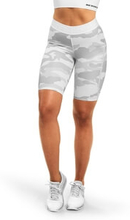 Better Bodies Chelsea Shorts, white camo, small Shorts dam