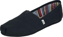 TOMS - Alpargata Espadrille -Sneakers - svart