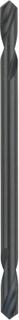 Dubbelborr Bosch 3,3X49mm 10-Pack