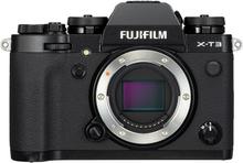 Fujifilm X-T3 Svart, Fujifilm