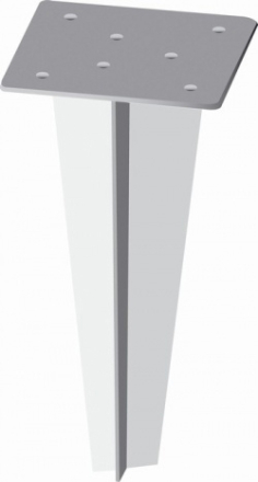 Jordankare Demerx För Utomhusdusch 40015