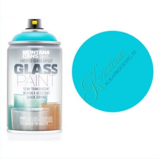 Montana Glass Paint - Teal - 250 ml