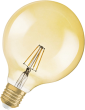 LED-lampa Osram Vintage 1906 Ej Dimbar Filament Gold Globe E27 2,8W