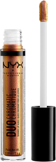 Köp NYX PROFESSIONAL MAKEUP Duo Chromatic Lip Gloss, Fairplay 2,4 g NYX Professional Makeup Läppglans fraktfritt