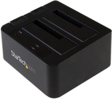 """USB 3.1 Gen 2 (10Gbps) Dual-Bay Dock for 2.5""""/3.5"""" SATA Drives"""