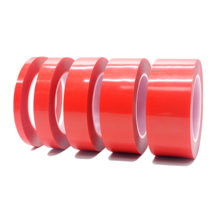 1 Roll 3 Meter Double Sided Adhesive Tape Acrylic Transparent No Traces Sticker for LED strip Car Fixed Phone Tablet Fixed