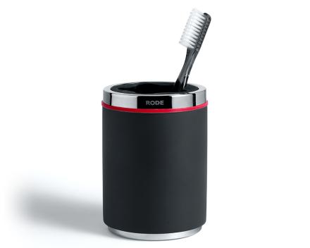 Rode tannbørsteholder sort