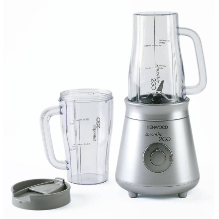 Kenwood SB055 Smoothie Maker 2GO - sølv