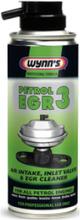 Wynns Petrol EGR 3 Lufteinlass und AGR-System Reiniger 200 Milliliter Spray Burk