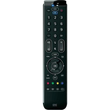 One For All En For alle URC7120 essensen 2-i-1 TV Remote Control
