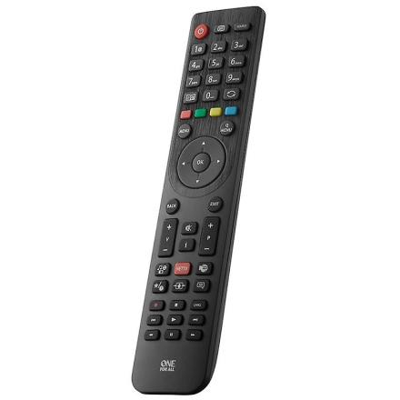 One For All En For alle URC1918 udskiftning Telefunken TV Remote Co...