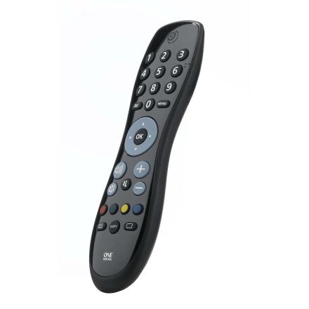 One For All En For alle URC6410 Universal TV fjernbetjening - sort